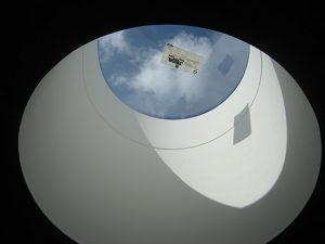 Positioning of Skylight