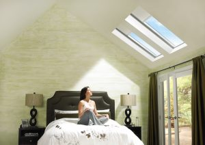 The Bedroom Skylight