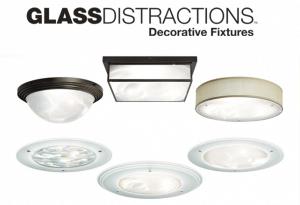 Glass Decorative Fixtures