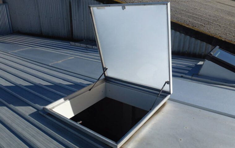 Roof Access Hatch