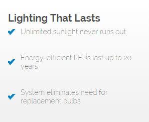 Lighting that Lasts